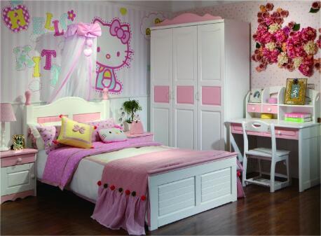青少年儿童家具女童卧房.jpg